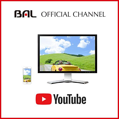 BAL公式 YouTubeチャンネルのイメージ