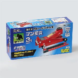 No.1396 ガレージジャッキ マンモス3t   大橋産業株式会社